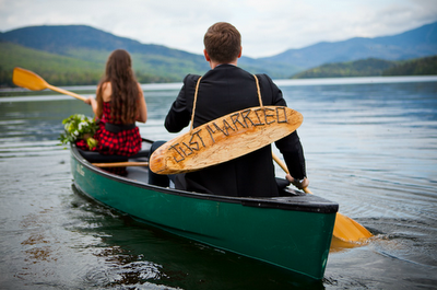 Lake Placid Wedding